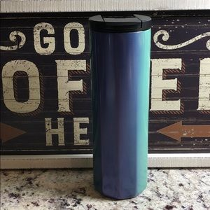 Starbucks Green and Blue insulated Tumbler⭐️⭐️